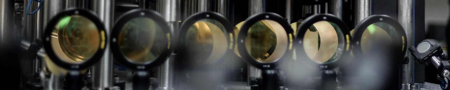 Optics for the magneto-optical trap