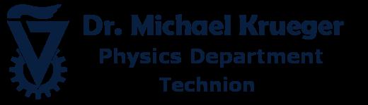Dr. Michael Krueger's website